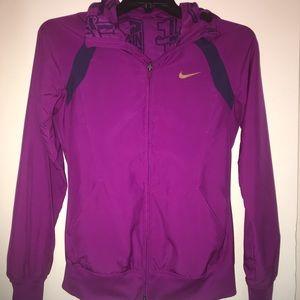 Nike Elite jacket magenta fuschia reversible small f4834c5cc